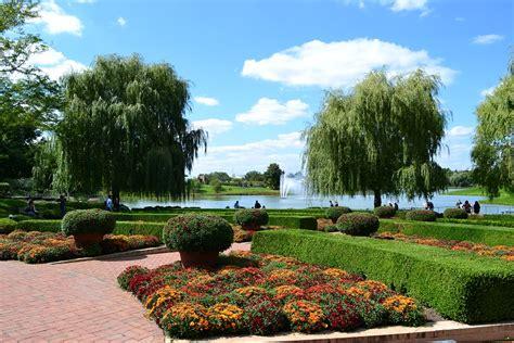 Chicago Botanic Garden Que Sera Sara Q Botanical Garden