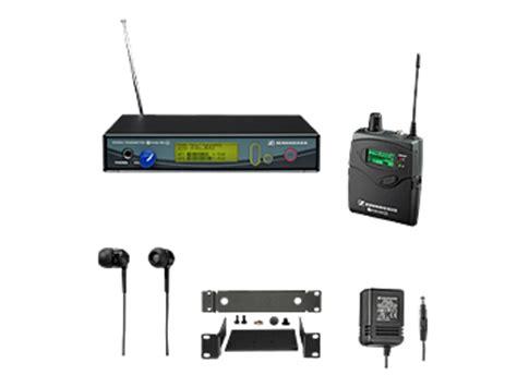 Mic Wireless Sennheiser Evolution Ew 1000 Murah sennheiser ew 300 iem g2 wireless monitor system 786 822 mhz