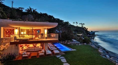 casa de la playa casa con piscina en malibu los 193 ngeles california arquitexs