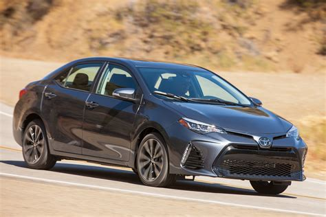 top toyota cars top 10 best cars of 2018 consumer reports 187 autoguide com