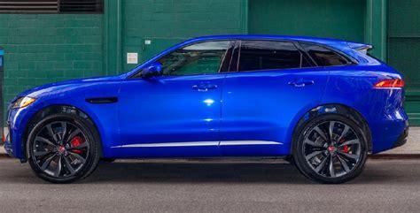 2019 Jaguar Suv by 2019 Jaguar F Pace D20 Diesel Best 8 Passenger Vehicles