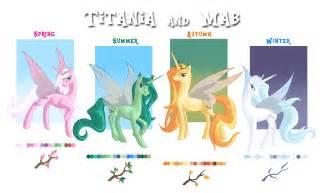 titania character reference sheet varaann deviantart