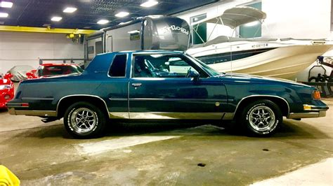cutlass supreme just listed 1988 oldsmobile cutlass supreme brougham