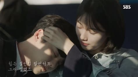 mv suzy i love you boy while you were sleeping ost part mesranya suzy lee jong suk saling beri perhatian di mv
