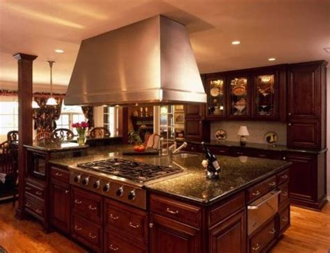 Large Kitchens Design Ideas Large Family Kitchen Designs Large Kitchen Designs Ideas With House Pinterest