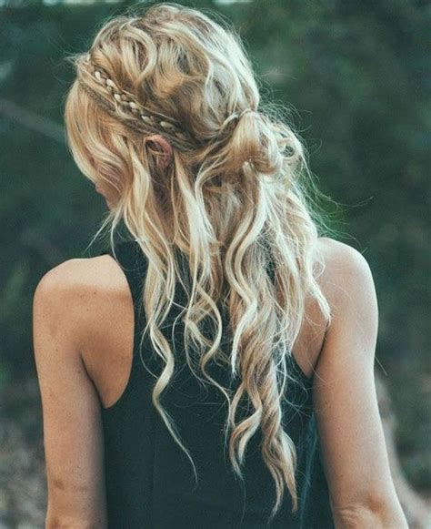 bohemian bob hairstyles 13 chic boho hairstyles must try this summer perfect for