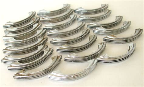 retro kitchen cabinet hardware vintage drawer pulls chrome cabinet hardware by