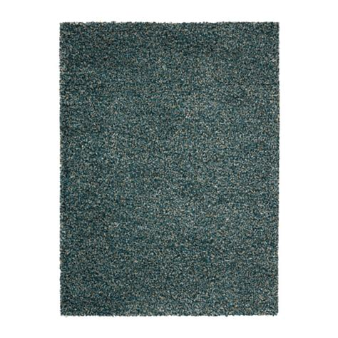 ikea teppiche vindum teppich langflor blau 170x230 cm ikea