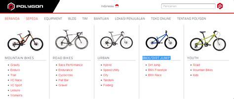 Sepeda Polygon Collosus Dh1 0 daftar harga sepeda polygon desember 2015 terbaru lengkap