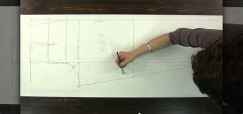 jeans pattern making how to draft a basic block pattern for pants 171 sewing