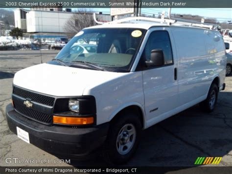 how to fix cars 2003 chevrolet express 2500 head up display summit white 2003 chevrolet express 2500 commercial van medium dark pewter interior