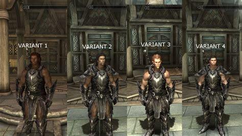skyrim nexus male armor bingles buff male daedric and ebony armor at skyrim nexus