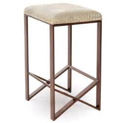 pictured here is the backless counter stool