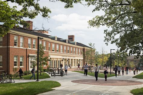 Wheaton College Mba by Miami Armstrong Student Center William Rawn