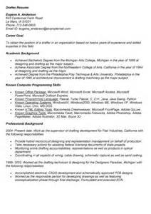 Drafter Resume Sample cad designer resume format download pdf reentrycorps mainul c v post