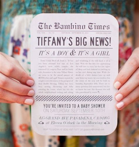 newspaper themed baby shower 63 best newspaper party theme images on pinterest
