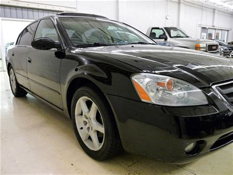 2003 Nissan Altima Tire Size 2003 Used Nissan Altima Se At Luxury Automax Serving