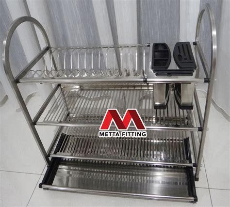 Rak Piring Lengkap harga ezy rak piring stainless steel dan spesifikasinya