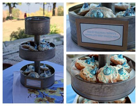 Country Baby Shower Decorations by Country Chic Baby Shower Ideas Photo 1 Of 44