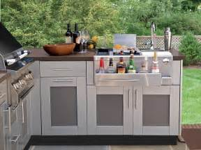 Outdoor Kitchen Cabinets by Bringing The Inside Out Outdoor Kitchen Cabinetry 6
