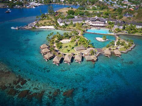 hotels in tahiti intercontinental resort tahiti in tahiti hotel rates