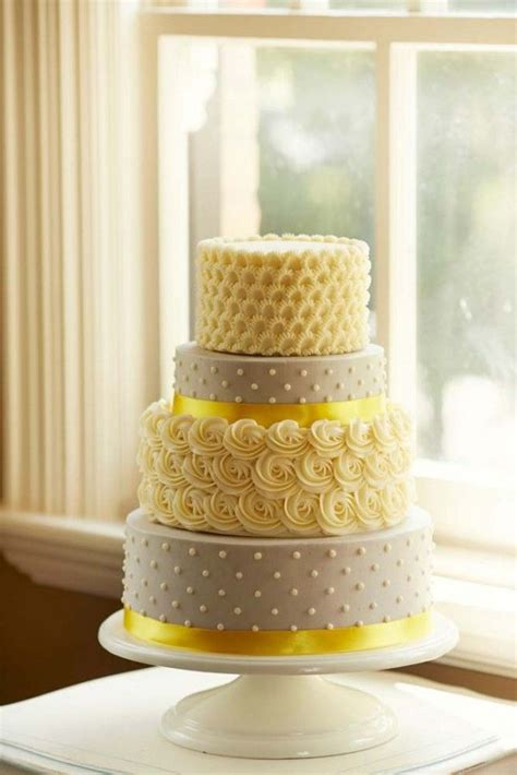 yellow and grey wedding cakes a wedding cake blog best 25 yellow wedding cakes ideas on pinterest