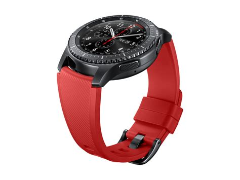Istomp Silicon Band For Samsung Galaxy Gear S3 Gear S3 Silicon Band Mobile Accessories Et