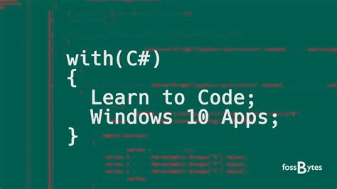 learn  code windows  apps microsofts