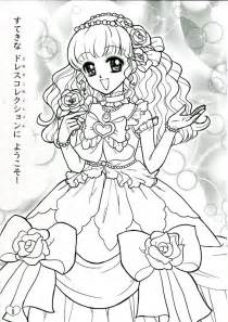 116 best fav coloring page images on pinterest anime