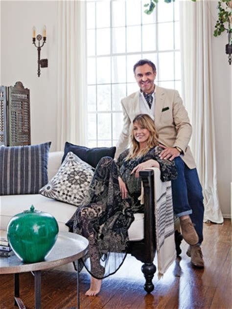 a look inside homes with s top decorators
