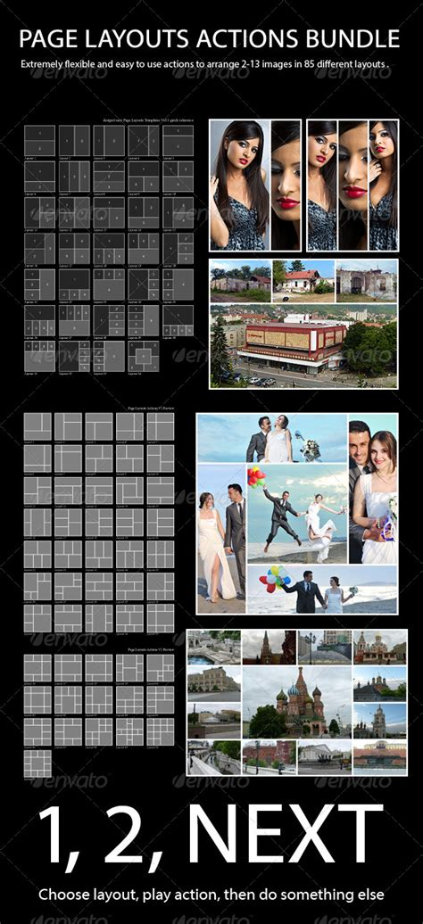 photoshop layout actions creative text layouts 187 tinkytyler org stock photos
