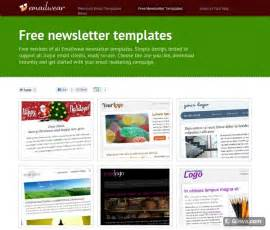 Mac Email Templates by Email Newsletter Templates Free Mac