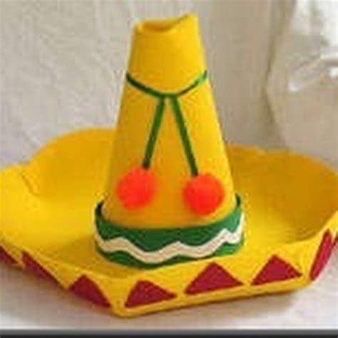 como hacer un sombrero de charro como hacer un sombrero de charro en foami