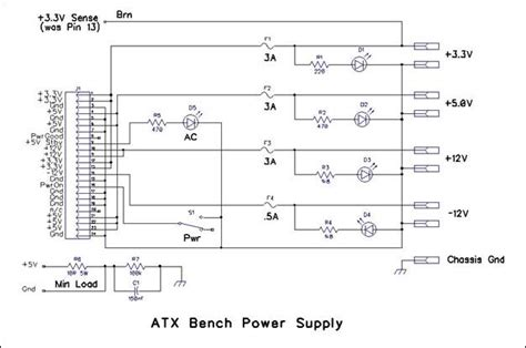 resistor between circuit ground and chassis ground bestec atx 250 12z wiring diagram apple wiring diagram edmiracle co