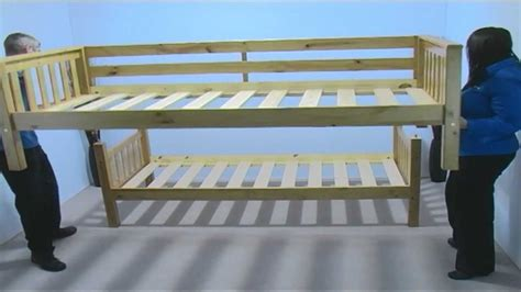 Verona Barcelona Bunk Bed Verona Barcelona Bunk Bed Assembly