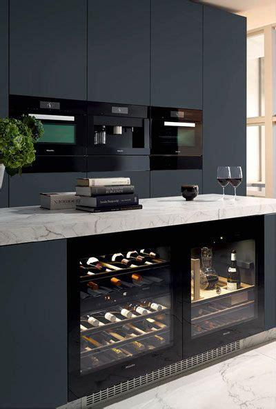 Miele Kitchens Design Miele Kitchen I A Decanter Which Always Comes In
