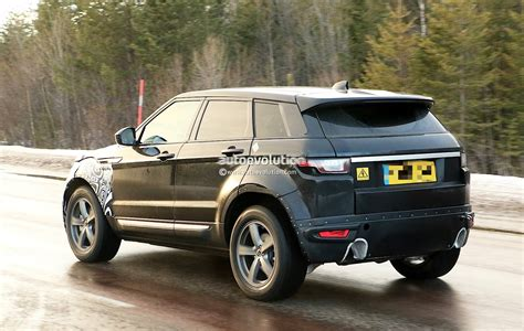new land rover evoque all new range rover evoque ii spied for the first time as