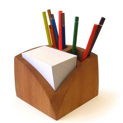 stiftehalter schreibtisch zettelbox mit stiftehalter hermann j 252 lich