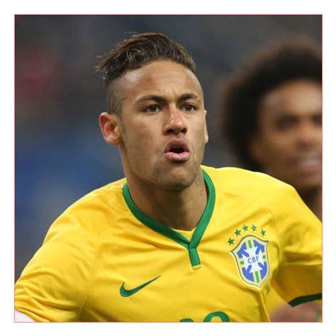 jrs allstar haircuts for men neymar jr hairstyle hairstyles