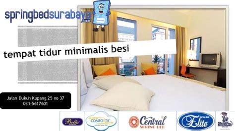 Tempat Tidur Besi No 4 tempat tidur minimalis besi