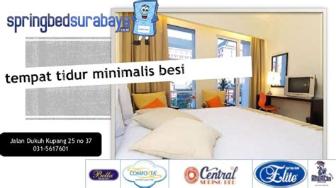 Tempat Tidur Besi Minimalis Murah tempat tidur minimalis besi