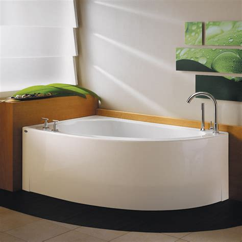 corner soaking bathtub neptune wind 60x36 contemporary corner bath tub soaker no whirlpool ebay