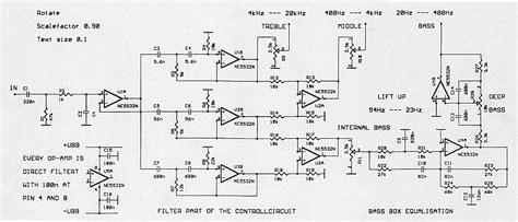 2 way active crossover circuit diagram wiring diagram