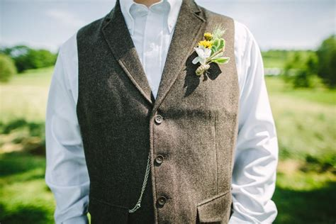 wedding vest for groom a wedding in the woods rustic wedding chic