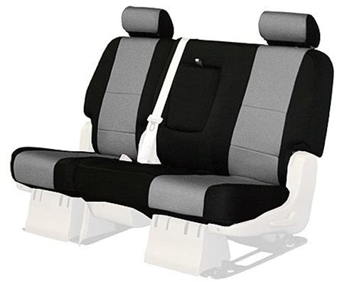 neoprene bench seat covers coverking custom fit rear bench seat cover neoprene