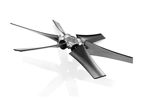 multi wing fan blades axial fans true reversible multi wing