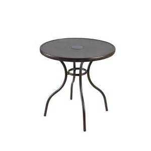 Hton Bay Patio Tables Hton Bay Led Patio Bistro Table Fts70387a The Home Depot