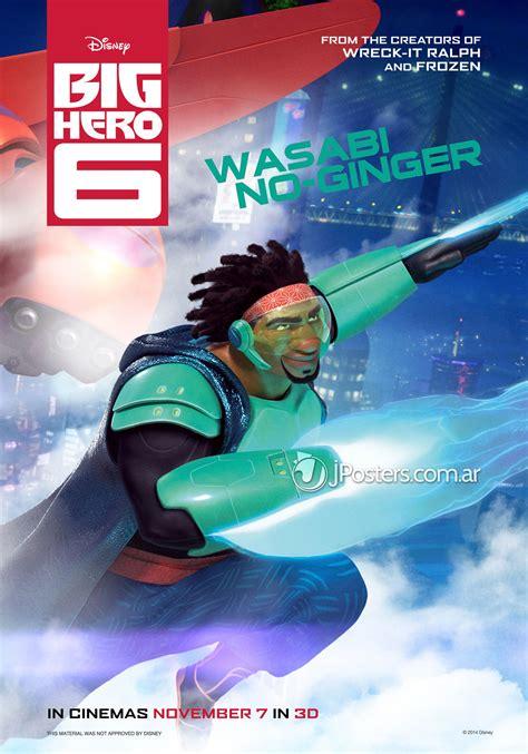 film gratis big hero 6 big hero 6 posters wasabi big hero 6 photo 37256171