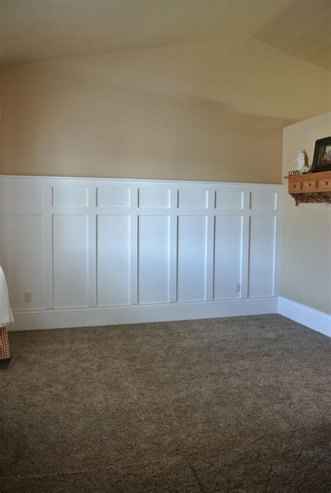 Board And Batten Wainscoting Ideas by Board And Batten Wainscoting For The Home