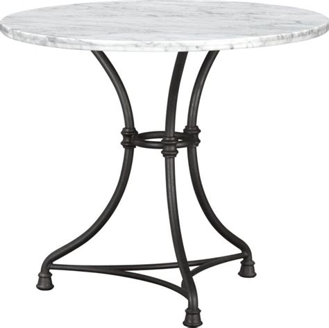 Crate And Barrel Bistro Table Kitchen Bistro Table